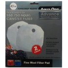 Polymer Wool Pads - from Aqua One Parts