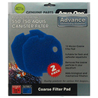 Blue Sponge Foam Pads - from Aqua One Parts
