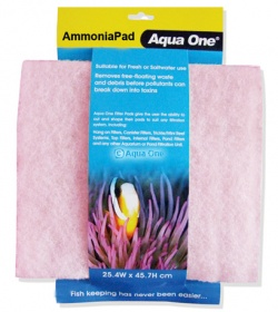 NEW ** Aqua One Ammonia Pad (Cut to Size)