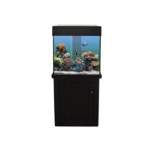 Aqua One AquaReef 195 Aquarium Set Black