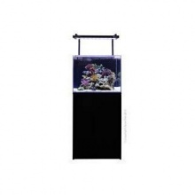 Aqua One MiniReef 90 Aquarium & Cabinet (Black)