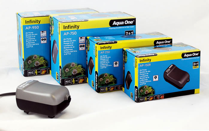 Infinity Air Pumps