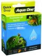 Aqua One Quick Drop Test Kit - Freshwater PH