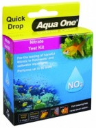 Aqua One Quick Drop Test Kit - Nitrate NO3
